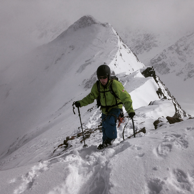 Östl Seespitze (3416m)