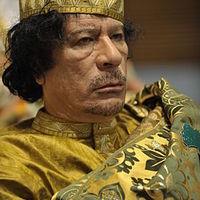 Fokhagymuljon békében - Moammer Kadhafi (1942-2011)