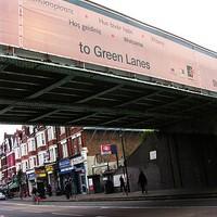 Green Lanes-béli törökök