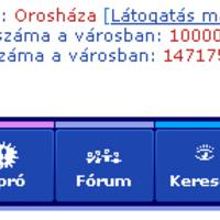 10ezer orosházi az iwiwen