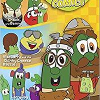 VeggieTales SuperComics: Vol 3 Ebook Rar
