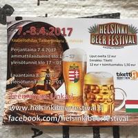 Magyar sörök Helsinkiben!