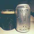 Crate Brewery Black IPA