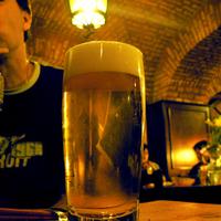 Kiszáradt sörforrás