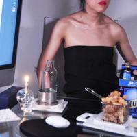 A magányos nő Valentin-napi sörvacsorája