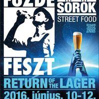 11. Főzdefeszt - The Return of the Lager!