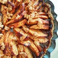 Ősz = almáspite & nagycsaládi összejövetel