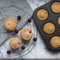 A Tökéletes Meggyes Muffin