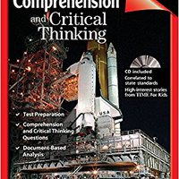 `PORTABLE` Comprehension And Critical Thinking Grade 5 (Comprehension & Critical Thinking). traves Digito Barcode rookie Contact sources