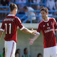 AC Milan - Solbiatese 12-0!