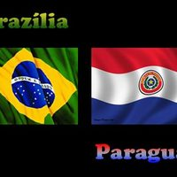 Holnap - Brazília vs Paraguay