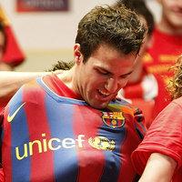 Fabregas a Barcelonába igazol!