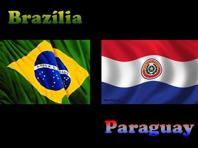 Brazília,Paraguay