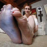 A foot fetish nagyasszonyai - első rész