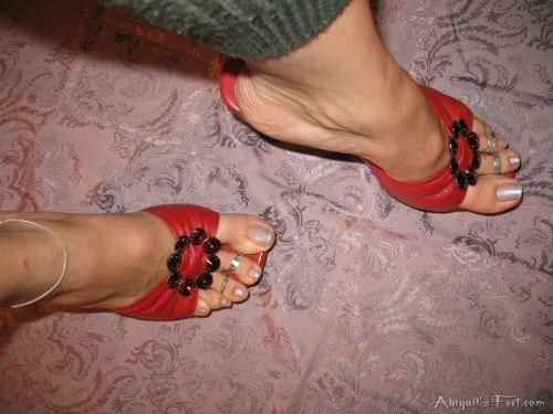 A foot fetish nagyasszonyai - második rész