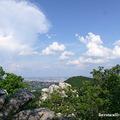 Lépcsős túra a János-hegyen
