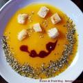 Tripla tökös melengető téli leves
