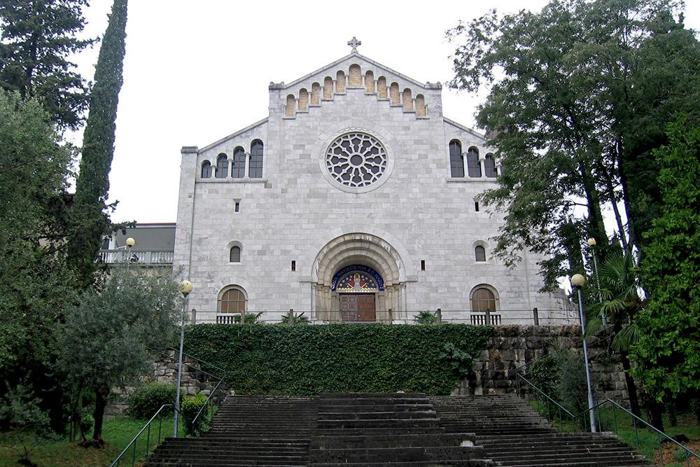 Angyali Üdvözlet temploma