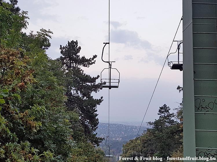 2018. augusztus - Tündérhegyi út, Libegő