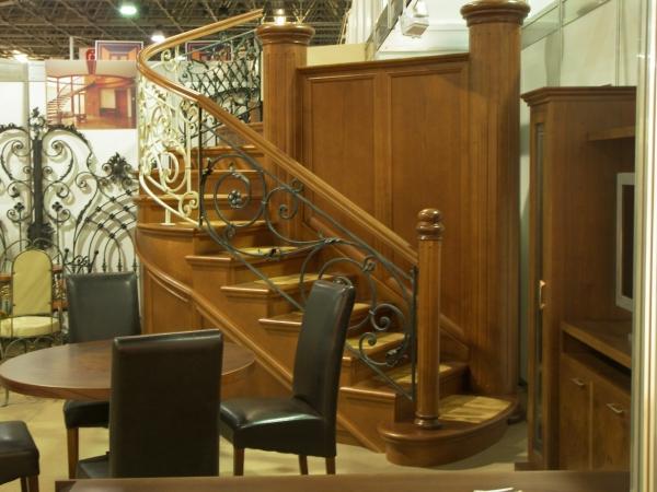 Forgács Bútor lépcső korlát
