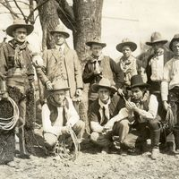 Cowboyok Kelet-Texasban