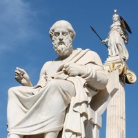 Barátom, Platón