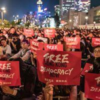 Hong Kong és Peking