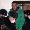 Navalnij, a túsz