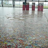Ők is pályáznak a világ legnagyobb mozaikja címre