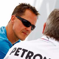 F1 Schumacher szerint visszatérése óta nem volt ennyire közel a győzelemhez