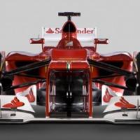 A Ferrari mindkét pilótája a bajnok autót látja az F2012-ben