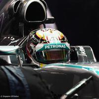F1 Hamilton nyert, két Red Bull a dobogón Szingapúrban