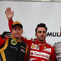 F1 Három elégedett világbajnok a kínai dobogón - A top 3 nyilatkozata