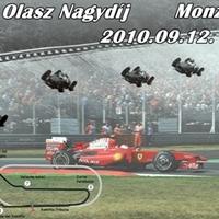 Monza az éllovas - statisztika