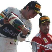 F1 Pérez: Ahol éppen vagyok, ott fogom a maximumot nyújtani