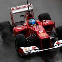 Alonso volt a leggyorsabb az esős mugellói első tesztnapon