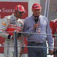 F1 Lauda szerint Alonso lesz a bajnok - Exkluzív interjú a háromszoros világbajnokkal
