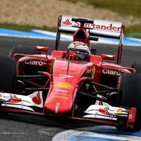 F1 Räikkönen a teszthét legjobb idejével zárt az élen Jerezben