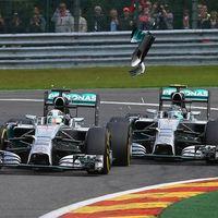 F1 A Mercedesnél vége a jóvilágnak