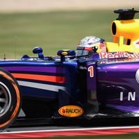 F1 Vettel volt a leggyorsabb az esős harmadik szabadedzésen