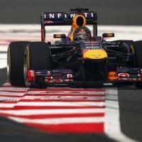 F1 Vettel a 3. szabadedzésen is megközelíthetetlen volt Indiában