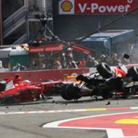 F1 Grosjean már bocsánatot kért - éles kritikák minden oldalról