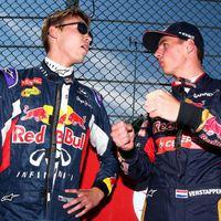 F1 Hivatalos: Verstappen már Barcelonában átveszi Kvjat helyét