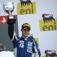 Kiss Pál Tamás dobogóra állt hazai GP3-as futamán, de utólag megbüntették