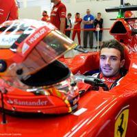 F1 Bianchi szerint esélytelen, hogy már jövőre a Ferrari pilótája legyen
