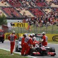 F1 Hamilton: Ez kiábrándító, de soha nem adom fel!