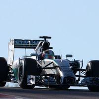 F1 Hamilton zsinórban ötödik futamgyőzelmét zsebelte be