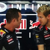 F1 Vettellel az élen a Red Bull kezdett legjobban Indiában
