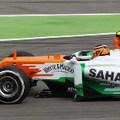 F1 Force India: Ismét bebizonyítottuk, hogy minden körülmények között gyorsak vagyunk