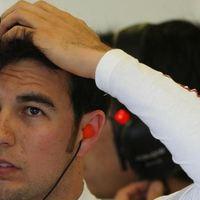 F1 Pérez: Nagyon messze még a győzelem